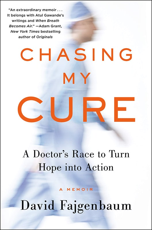 Book Cover: Chasing My Cure