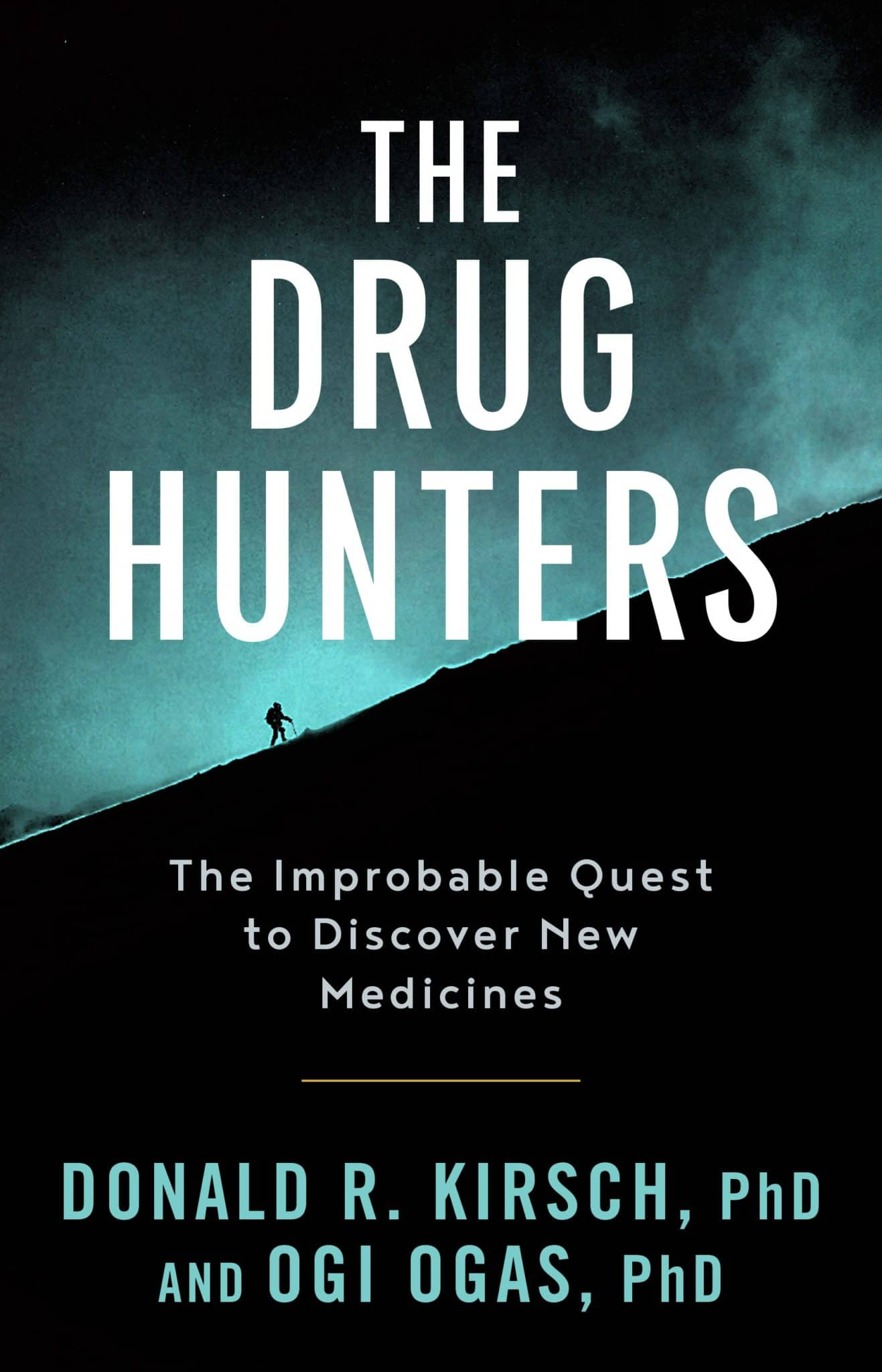 Book Cover: The Drug Hunters