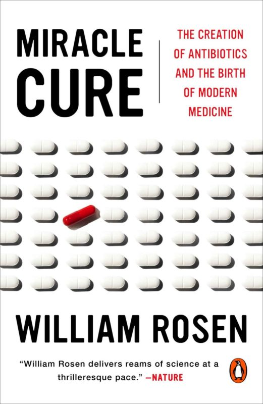 Book Cover: Miracle Cure