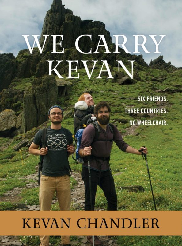 Book Cover: We Carry Kevan